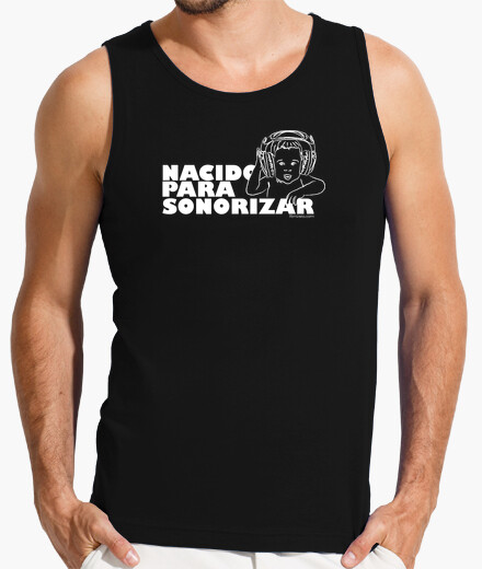 T-shirt thms008_nacido_sonorizar