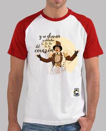 t-shirt tic-tac pour hommes