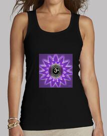 t-shirt tirannia 3d mandala