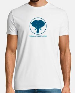 t-shirt todopostgresql.com