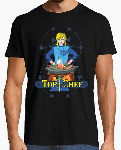 T-shirt top chef link