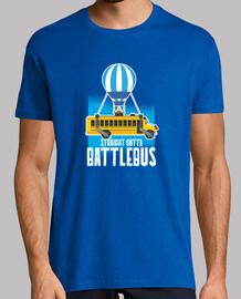t-shirt tout droit sorti de la bataille