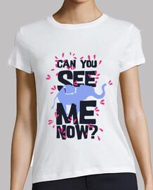 t-shirt trendy can you mi vedi adesso?