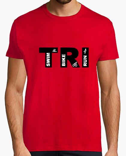 T-shirt tri
