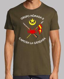 t-shirt truppe nomadi mod.1 ii