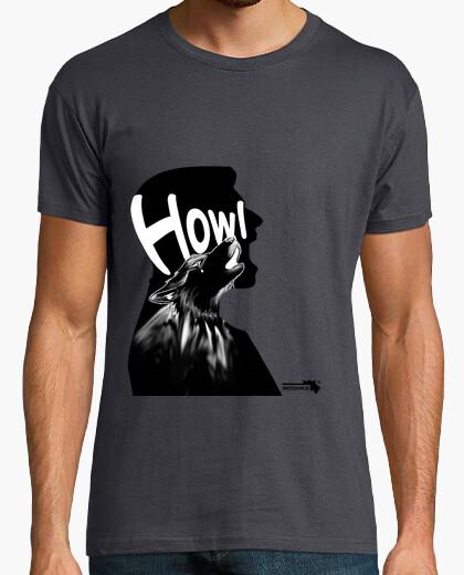 T-shirt ululato