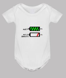 t-shirt umorismo bebè