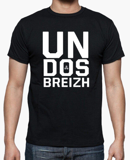T-shirt un breizh indietro