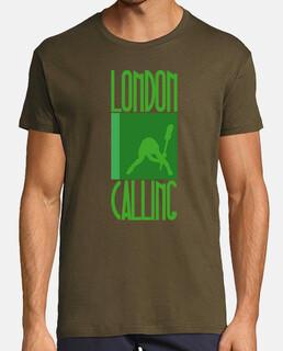 t-shirt unisex - london calling