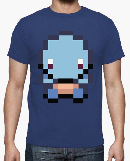 T-shirt unisex - squirtle