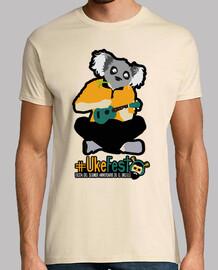 t-shirt unisex - #ukefest
