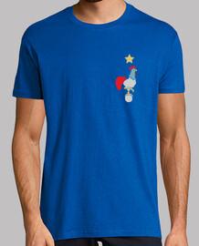 t-shirt unisex - zidane # 10
