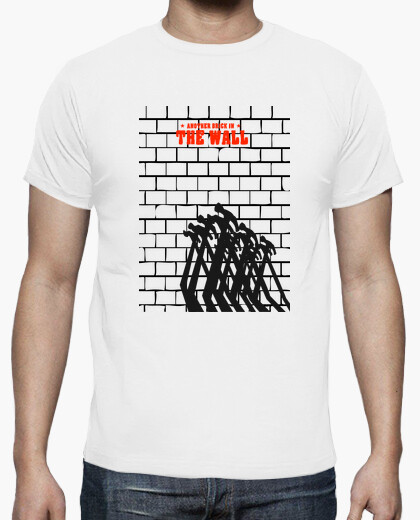 T-shirt unisex -the wall