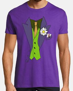 t-shirt unisexe - costume