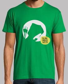 t-shirt unisexe - flèche jl