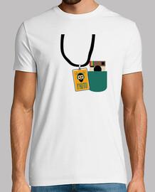 t-shirt unisexe - passe de photos