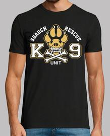 t-shirt unità k9 mod.01