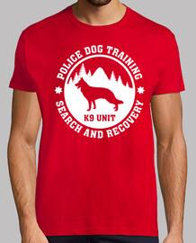 t-shirt unità k9 mod.06
