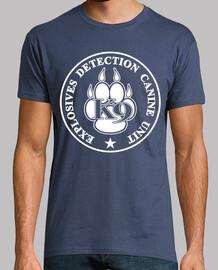 t-shirt unità k9 mod.11