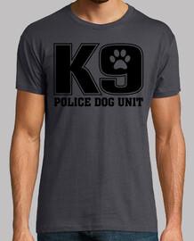 t-shirt unità k9 mod.18