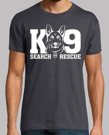 t-shirt unità k9 mod.21