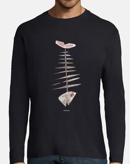 t-shirt uomo-pescao