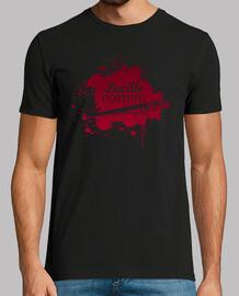 t-shirt uomo - lucille rosso è in arrivo