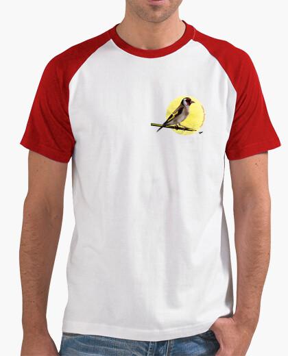 T-shirt uomo castano