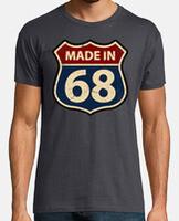 T-shirt uomo, manica corta, qualità premium