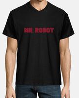 T-shirt uomo, manica corta, scollo a V