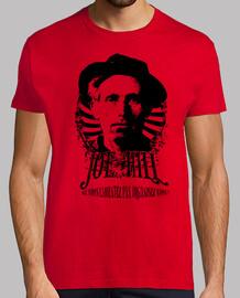 t-shirt uomo rosso - joe hill
