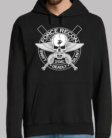t-shirt usmc force recon mod2