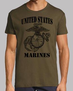 t-shirt usmc marines mod.1