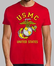 t-shirt usmc marines mod.10