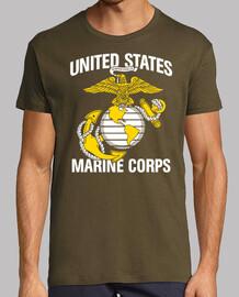 t-shirt usmc marines mod.16
