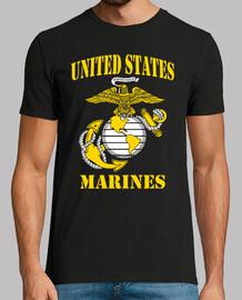 t-shirt usmc marines mod.2