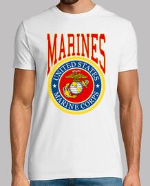 t-shirt usmc marines mod.20