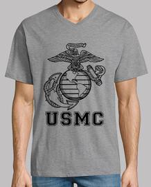 t-shirt usmc marines mod.3