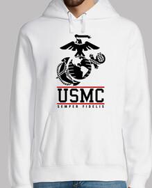 t-shirt usmc marines mod6
