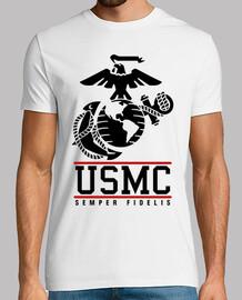t-shirt usmc marines mod.6