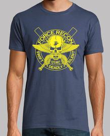 t-shirt usmc vigueur recon mod.3