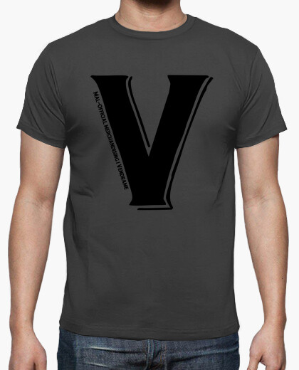 T-shirt V come Vendrame grande!