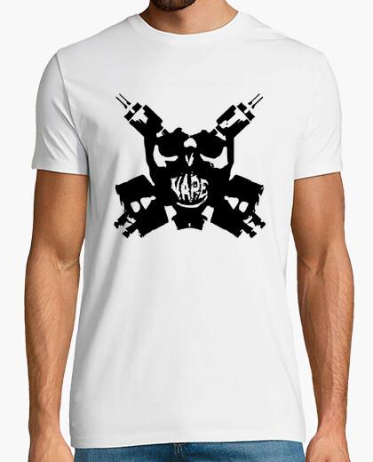 T-shirt vape on!