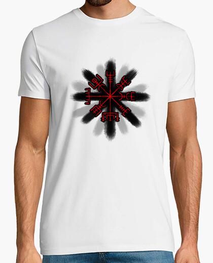 Tee-shirt t-shirt vegvisir y.es_016b_2019_vegvisir