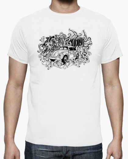 T-shirt via savoia escarabajo aircool