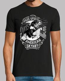 t-shirt vintage america eagle USA vintage