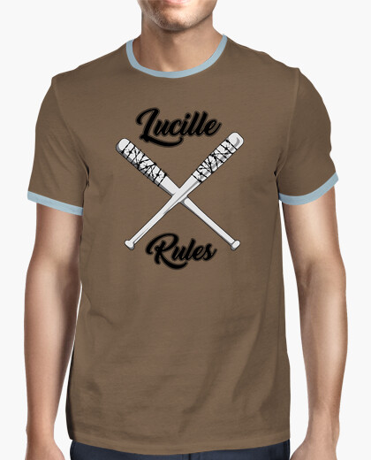 T-shirt vintage lucille uomo rules