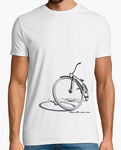 T-shirt vintage siluet