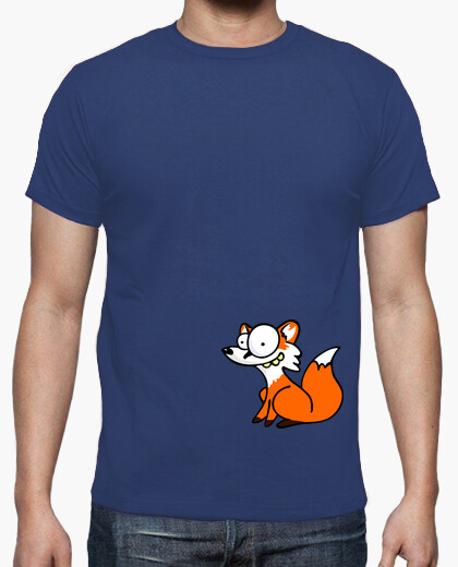 T-shirt Volpe