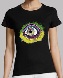 t-shirt yeux